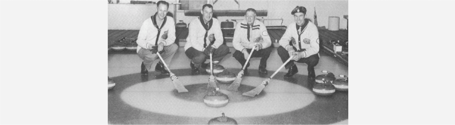 Club de curling de Hudson